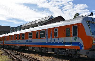 Különleges vasúti járművek